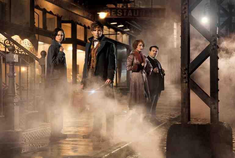 Harry Potter'dan 70 yıl önce de sihir vardı